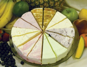 Fruit Medley Cheesecake Variety Pack