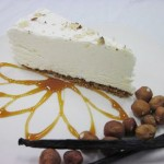 Hazelnut Vanilla Cheesecake