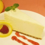 Lemon Burst Cheesecake