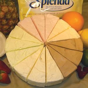 Low Sugar Cheesecake Variety Pack