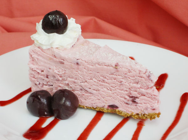 White Chocolate Cheesecake With Cherry Topping Recipes — Dishmaps