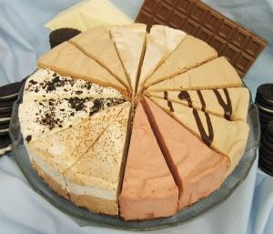 Chocolate Lovers Cheesecake Variety Pack