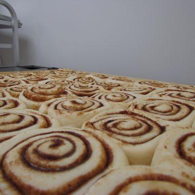 Cinnamon Buns, Oven Ready