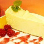 Mangolicious Cheesecake