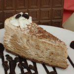 Mocha Swirl Cheesecake